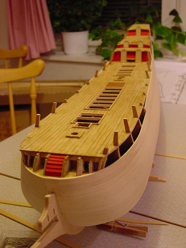 bygga modeller i plast